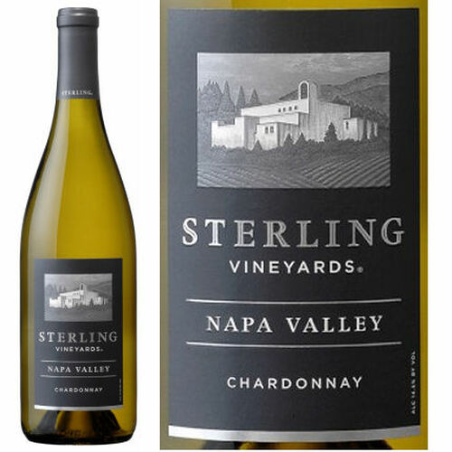 Sterling Napa Chardonnay 2018