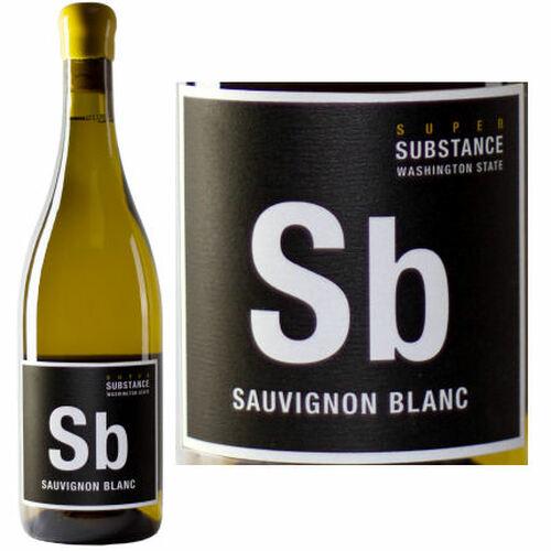 Super Substance Sunset Vineyard Washington Sauvignon Blanc 2015