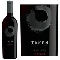 Taken Wine Co. Taken Napa Red Wine 2014 Rated 93JS
