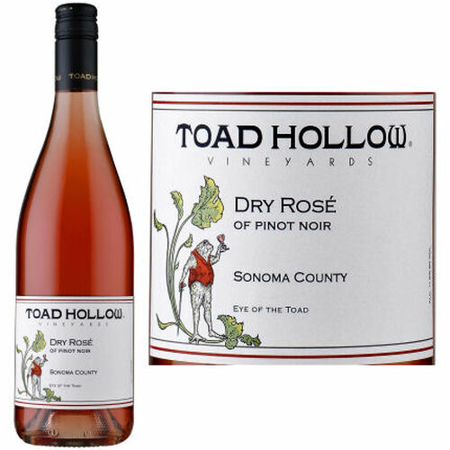 Toad Hollow Eye of the Toad Sonoma Dry Rose of Pinot Noir 2019