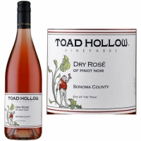 Toad Hollow Eye of the Toad Sonoma Dry Rose of Pinot Noir 2015