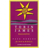 Tobin James Ballistic Zinfandel 2013