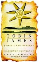 Tobin James James Gang Reserve Cabernet 2012