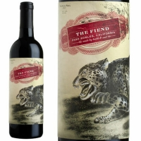 Tooth and Nail The Fiend Paso Robles Red Blend 2014