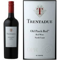 Trentadue North Coast Old Patch Red Lot 43 2015