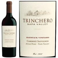 Trinchero Haystack Vineyard Atlas Peak Cabernet 2011 Rated 93W&S