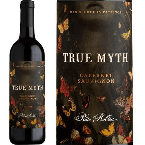 True Myth Paso Robles Cabernet 2018