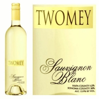 Twomey by Silver Oak Estate Sauvignon Blanc 2015