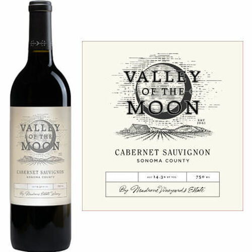 Valley of the Moon Sonoma Cabernet 2018
