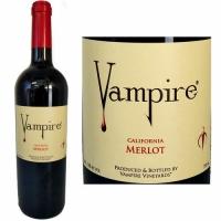 Vampire California Merlot 2015