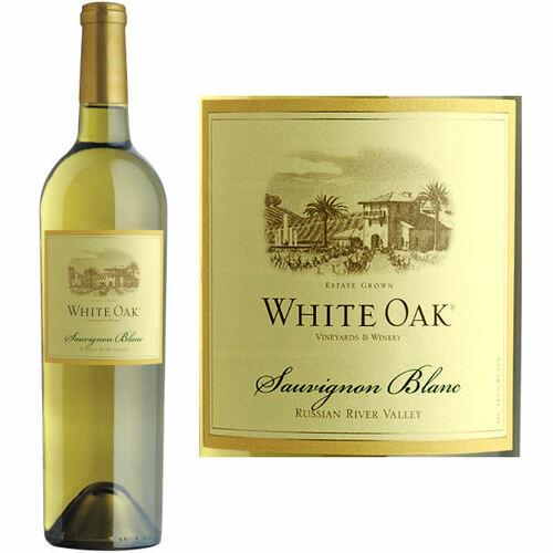 White Oak Russian River Sauvignon Blanc 2018