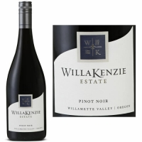 WillaKenzie Estate Gisele Willamette Valley Pinot Noir 2015 Oregon