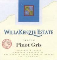 WillaKenzie Estate Willamette Valley Pinot Gris 2014 Oregon 375ml Half Bottle