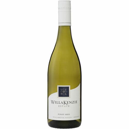 WillaKenzie Estate Willamette Valley Pinot Gris 2017 Oregon
