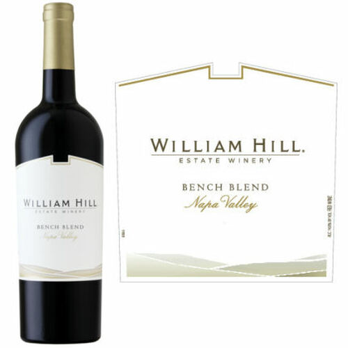 William Hill Bench Blend Napa Red 2014 Rated 90WA