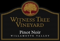 Witness Tree Estate Willamette Valley Pinot Noir Oregon 2012