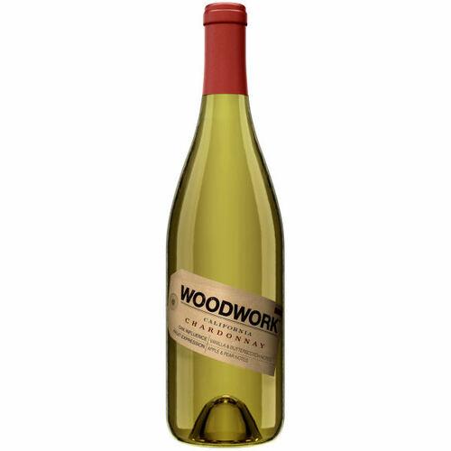 Woodwork California Chardonnay 2017
