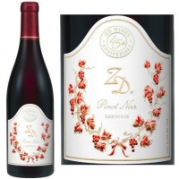 ZD Carneros Pinot Noir 2014 Rated 90WE