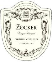 Zocker Edna Valley Gruner Veltliner 2014