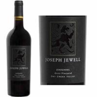 Joseph Jewell Grist Vineyard Dry Creek Zinfandel 2015 Rated 93WE