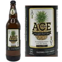 Ace Pineapple Hard Cider 22oz