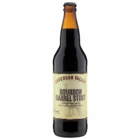 Anderson Valley Wild Turkey Bourbon Barrel Stout 22oz