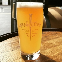Absolution Willi Becher Glass 16oz