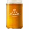 Bottle Logic Beaker Pint Glass