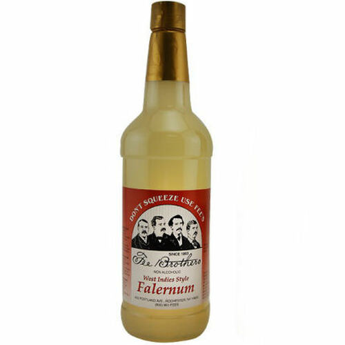 Fee Brothers Falernum Syrup 32oz.