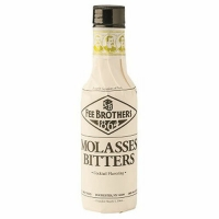 Fee Brothers Molasses Bitters 5oz.