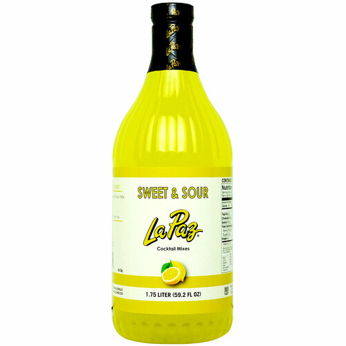 La Paz Sweet and Sour Mix 1.75L