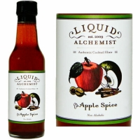 Liquid Alchemist Apple Spice Syrup 150ml