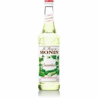 Monin Cucumber Premium Gourmet Syrup 1L