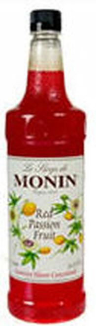 Monin Red Passion Fruit 1L