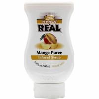 Mango Real Puree Infused Syrup 16.9oz