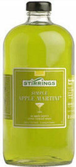Stirrings Apple Martini Mixer 25oz