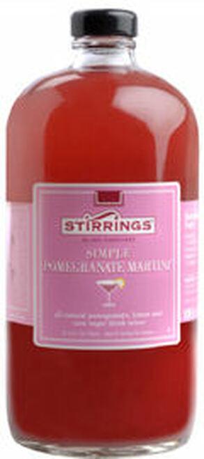 Stirrings Pomegranate Mixer 25oz