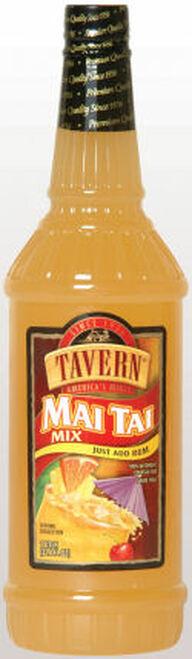 Tavern Mai Tai Mix (Just Add Rum) 1L