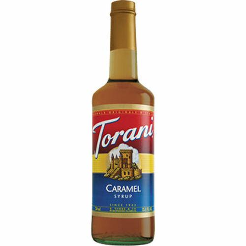 Torani Classic Caramel Syrup 750ml