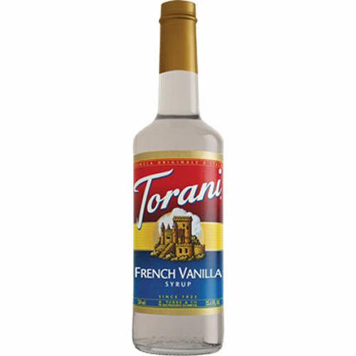 Torani French Vanilla Syrup 750ml