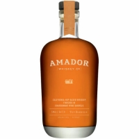 Amador Ten Barrels Hop-Flavored California Whiskey 750ml