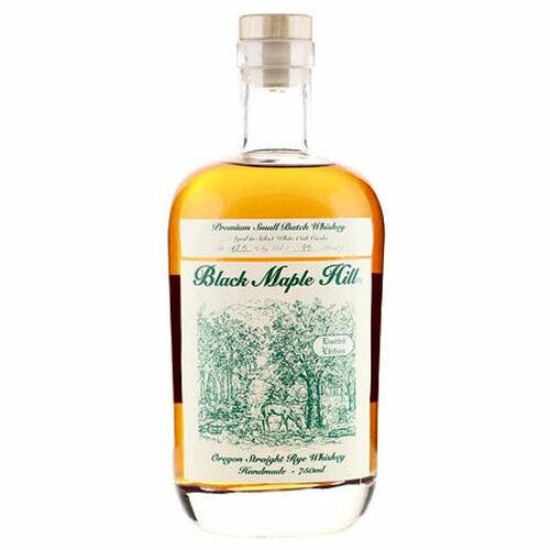 Black Maple Hill Small Batch Oregon Straight Rye Whiskey 750ml