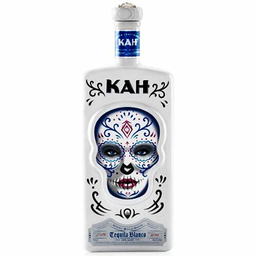 Kah Day of the Dead Blanco Tequila 750ml
