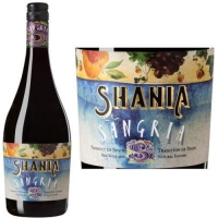 Shania Sangria Red Wine NV (Spain)