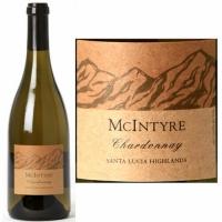 McIntyre Santa Lucia Highlands Chardonnay 2014 Rated 91WE
