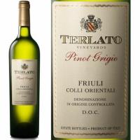 Terlato Vineyards Friuli Colli Orientali Pinot Grigio DOC 2015 (Italy)