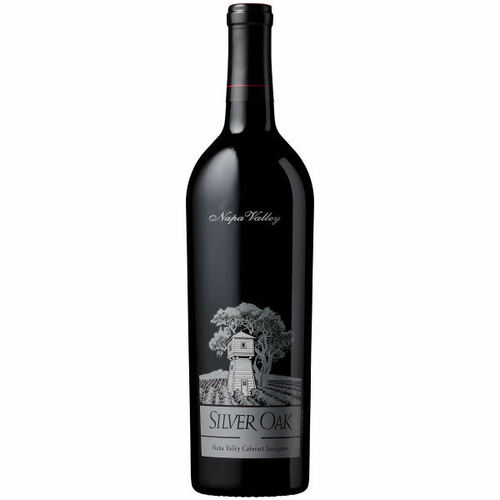 Silver Oak Cellars Napa Valley Cabernet 2014 1.5L Rated 92WS