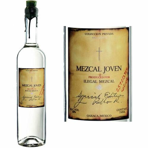 Ilegal Joven Mezcal 750ml