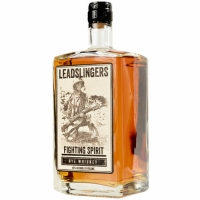Leadslingers Fighting Spirit Rye Whiskey 750ml