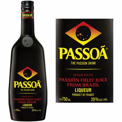 Passoa Passion Fruit Liqueur 750ml